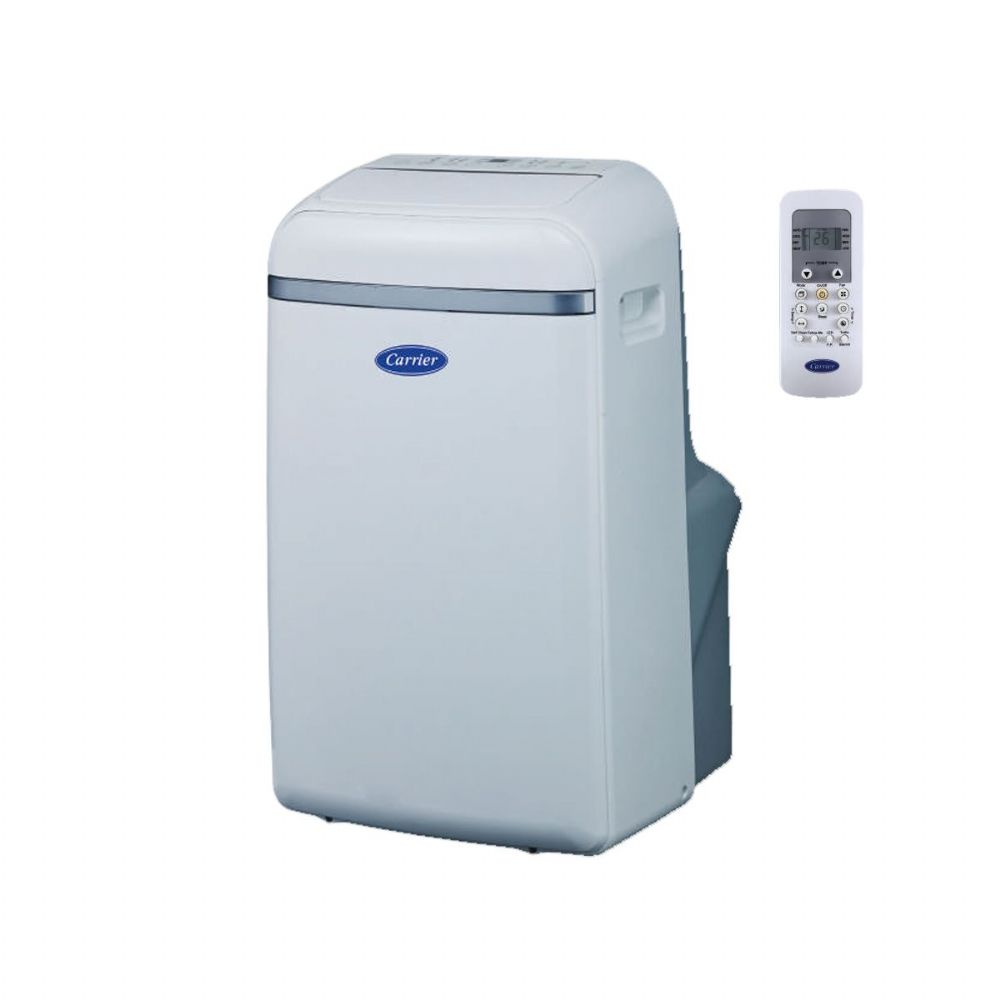 Carrier Portable Air Conditioning 51KPD012NS 3.3Kw 12000btu Heating Cooling And Remote 240V 50Hz